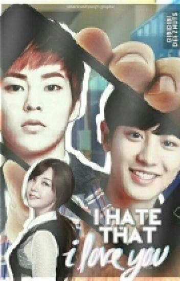 I Hate That I Love You (EXO Xiumin)