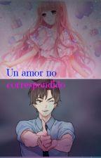 Amor No correspondido  by _Moonlightbae040716_