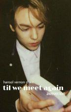 til we meet again; hansol vernon chwe by awevernon