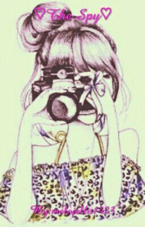 ♡The Spy♡ by MeloJello1423