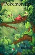 Pokemon rp by jirachi8