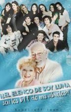 ¿¡El elenco de Soy Luna son los BFF de mis abuelos?! by KopelioffTeam
