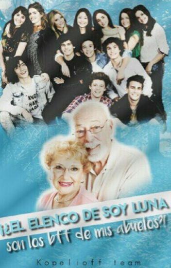 ¿¡El elenco de Soy Luna son los BFF de mis abuelos?!