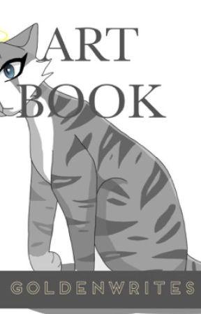 Art Book  by GoldenWrites