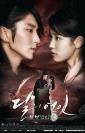 Moon Lovers : Scarlet Heart Ryeo by Han_JangMi