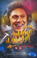 Community Manager #3 Horan. by EnchantedHazza
