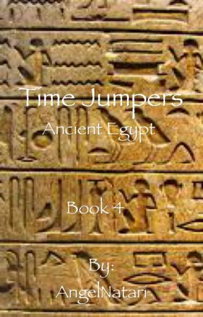 Time Jumpers -Ancient Egypt- by AngelNatari