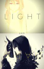 Light and Dark by NightinGale_MC