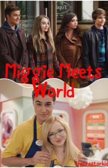 Miggie Meets World