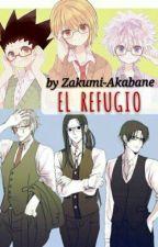 (HisoGon/KuroPika) *El Refugio* by Zakumi-Akabane