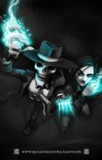 Darquesse and Deadly Arena: (Fan Fiction) The World of Skullduggery Pleasent by Jack_Havoc