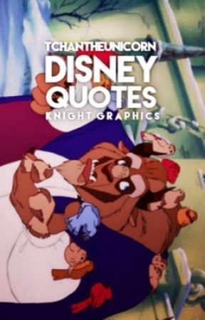 [COMPLETED] Disney Quotes by _lavendertee