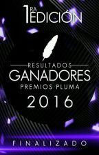 Ganadores de los premios pluma 2016 by PremiosPluma