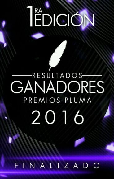 Ganadores de los premios pluma 2016