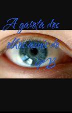 A garota dos olhos azuis do 9ºB ❤️ by AKBIDKH_pse