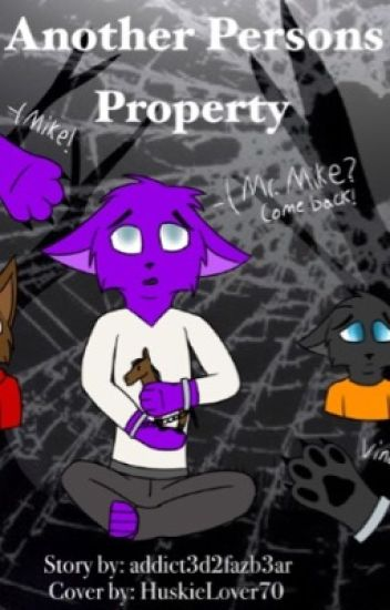Another Person's Property (Mike x Vincent) {Sequel to Legally Property}