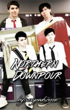 Northern Downpour || Phan AU by sexyendscreen