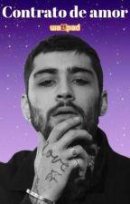 Nuestro contrato de amor (Zayn Malik y tu). by XxCryBabydayxX