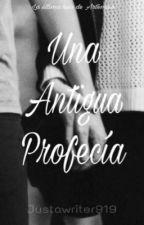 La última hija de Artemisa-Una antigua profecía by justawriter919