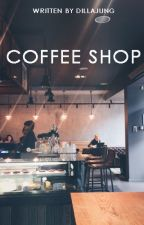 Coffee Shop by dillajung