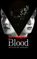 Blood (BTS fanfiction) by taemaki