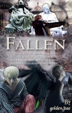 Fallen ➝ vhope  by goldenjtae