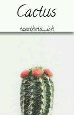 cactus || knj × ksj by taesthetic_ish