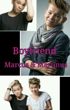 Boyfriend ~ Marcus & Martinus  by Plackowa