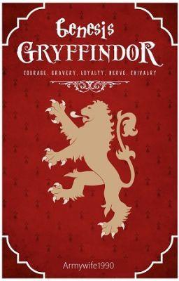 Genesis Gryffindor - Book 1