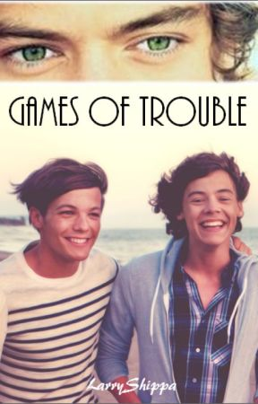 Games of Trouble by LarryShippa