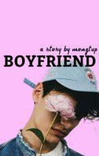 BOYFRIEND by -flappygurl