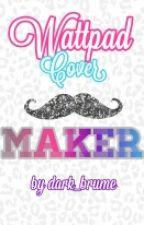 BOOK COVER MAKER by tricialiciouz