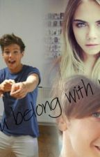 You belong with me ( Louis  y tu ) by directioner_fy