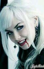 Уже не та (дочь вампира)  by Alisska_Arbusik_Love