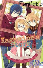 Kagamine's story  by Mika3152