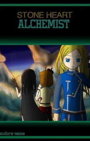Stone Heart Alchemist (Fullmetal Alchemist Fan-Fiction) by MsPandora