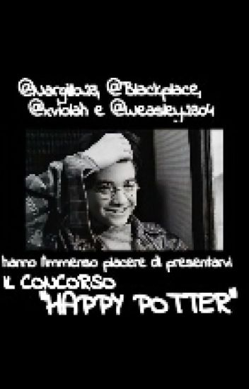 CONCORSO HAPPY POTTERヽ(゜∇゜)ノ||CHIUSO||