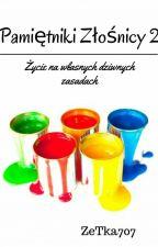 Pamiętniki złośnicy 2 by ZeTka707