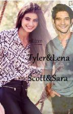 Tyler&Lena ; Scott&Sara by Mikado18