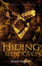 Hiding Shadows by uzuriupendo