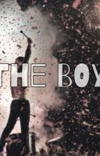 The boy  by joshlerphann
