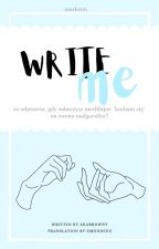 write me; markson; tł.pl by MKouline