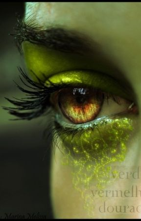 Verde, Vermelho, Dourado. by cordovils