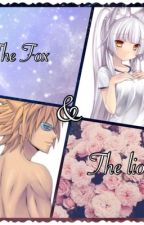 The Fox And The Lion (Loke X Reader)  by KiaTheOtaku