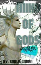 Mind of gods by emili0gaara