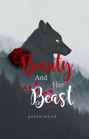 Beauty And Her Beast by QuteDimond