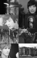magic works! [krisyeol/hogwarts!au] by sweaterpawsnchokers