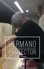 Hermano protector (YoonMin) by Jinie_San