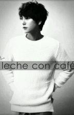 ((Super Junior Fanfic Yaoi)) Leche con Café ((WonKyu - Drabble)) by yuutadeatsushi
