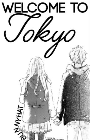 (SamGladiator X Reader) Welcome to Tokyo by Bunny_Hat